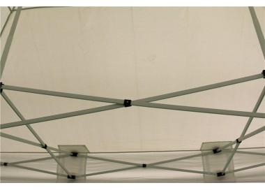 Tente Pliante 3x4.5M En Acier 30mm Medium