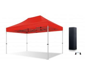 Tente Pliante 3x4.5M En Aluminium 45mm Qualité Semi-Pro