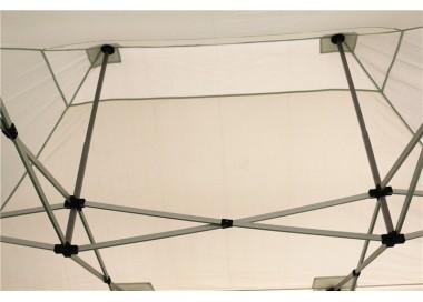 Tente Pliante 2.5x3.75M En Aluminium 45mm Qualité Semi-Pro