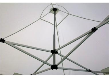 Tente Pliante 4x4M En Aluminium 45mm Qualité Semi-Pro