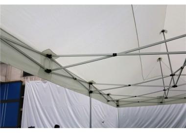 Tente Pliante 4x6M En Aluminium 45mm Qualité Semi-Pro