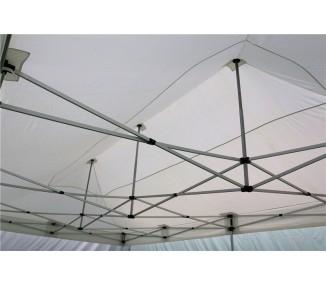 Tente Pliante 4x8M En Aluminium 45mm Qualité Semi-Pro