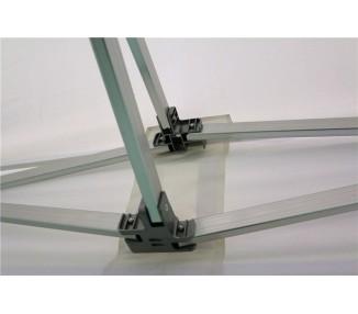 Tente Pliante 3x4.5M En Aluminium 55mm Qualité Pro