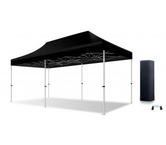 Tente Pliante 3x6M En Aluminium 55mm Qualité Pro