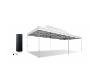 Tente Pliante 4x8M En Aluminium 55mm Qualité Pro