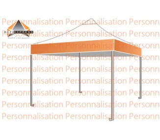 copy of Bandeau amovible imprimé, banderole publicitaire pour toit 300g/m²