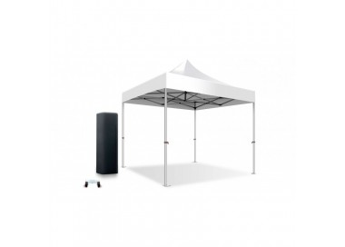 Tente Pliante 3x3M En Aluminium 55mm Qualité Pro+