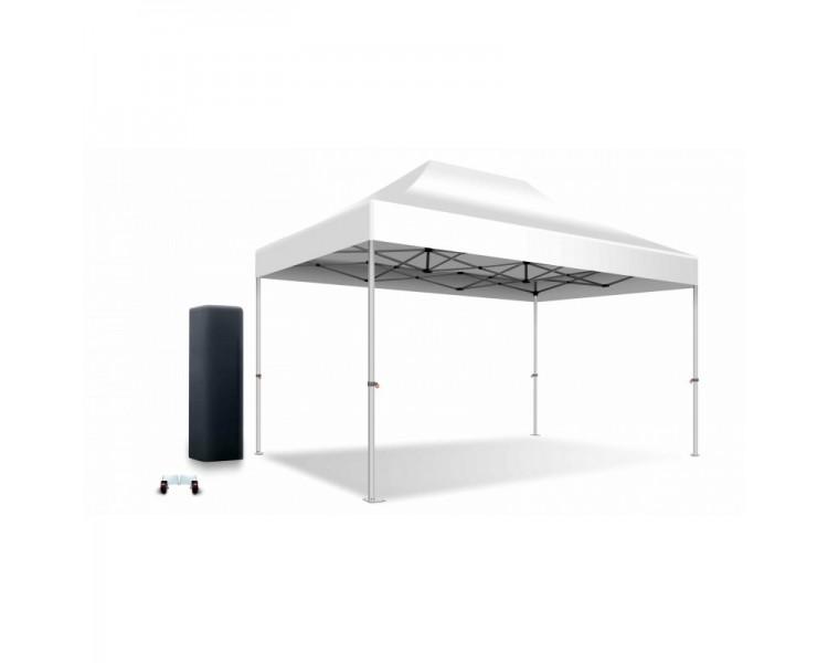 Tente Pliante 3x4.5M En Aluminium 55mm Qualité Pro+