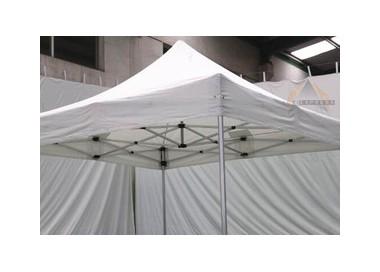 Toile de bache 3x3m 220g/m² polyester PVC