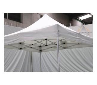 Toile de bâche 3x4,5m 220g/m² polyester PVC