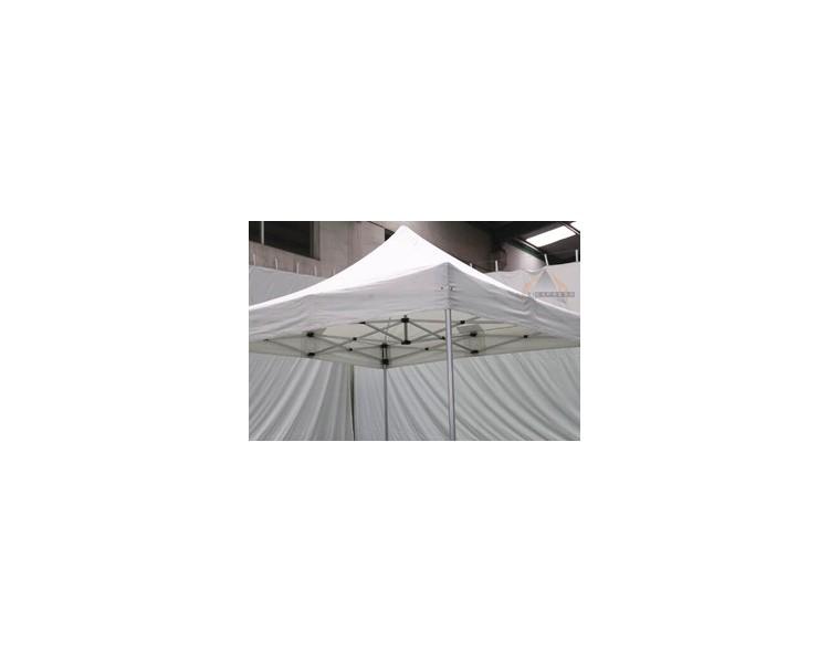 Toile de bâche 3x6m 220g/m² polyester PVC