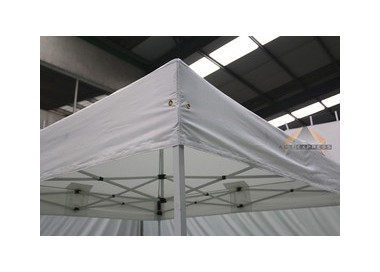 Toile de bâche 3x4,5m 300g/m² polyester PVC semi-Pro