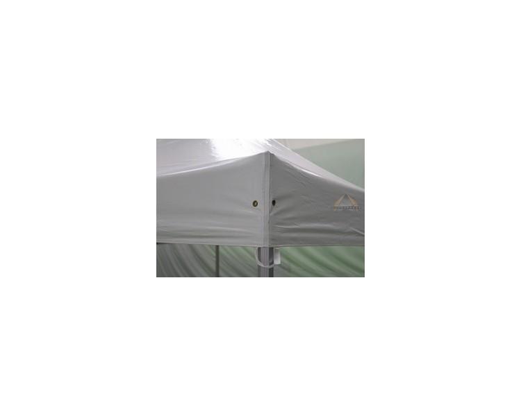 Toile de bâche 3x4,5m 520g/m² PVC Pro