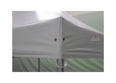 Toile de bâche 4x4m 520g/m² PVC Pro