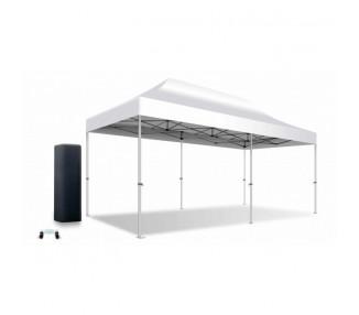 Tente Pliante 4x8M En Aluminium 55mm Qualité Pro+