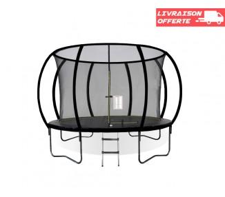 trampoline maison