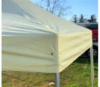Tente Pliante 3x3M En Acier 30mm Medium
