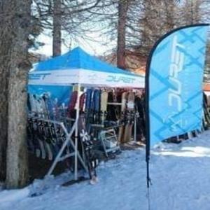 Voici une tente et un oriflamme personnalisé !  Un joli bleu ciel c'est très sympa 🧐🥰  Plus d'informations sur : https://actiexpress.fr/fr/9-personnalisation-tente-pliante  #actiexpress